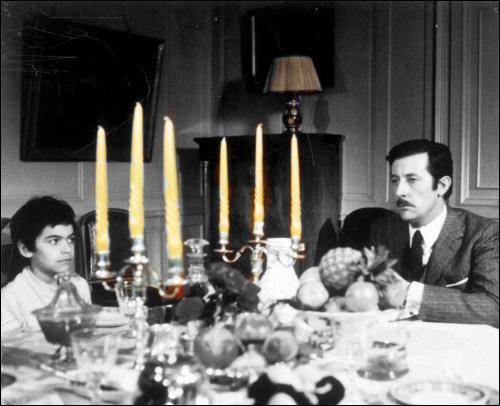"""En 1972, qui partageait l'affiche avec Jean Rochefort, dans le film """"Les feux de la chandeleur"""" ?"""