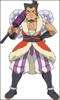 À Kalos , quel Pokémon possède Enzo (dans l'animé) ?