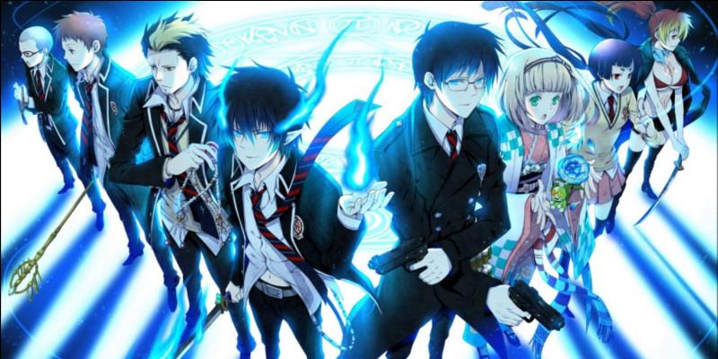 On est bien d'accord que Rin et Yukio Okumura son bien les fils de Satan , mais alors qui est leur mère ?