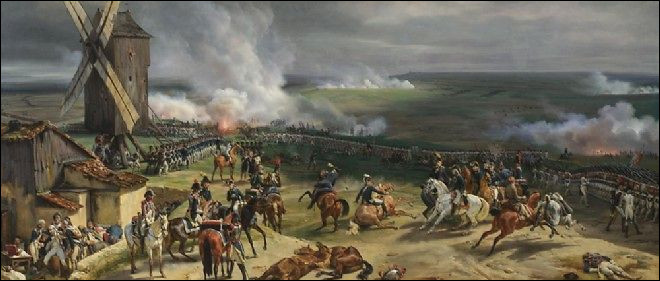 Quel pays fut vaincu par la France lors de la bataille de Valmy ?