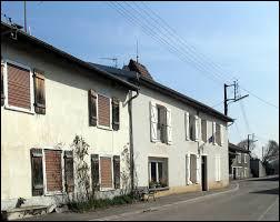 Village du Grand-Est, dans l'arrondissement de Nancy, Jevoncourt se situe dans le département ...