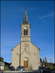 Vos avez sur cette image l'église Saint-André de Joncherey. Village de l'ancienne région Franche-Comté, il se situe dans le département ...
