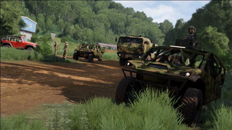 Admirez-vous les FPS étant pourvu de véhicules terrestres, aériens ou marins ?