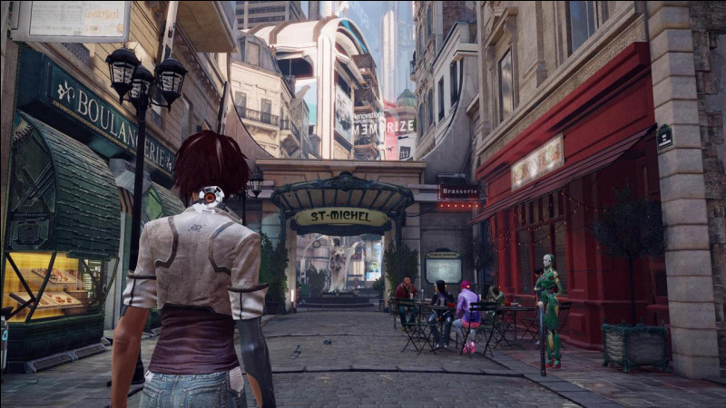 Aimez-vous les jeux se passant dans une ambiance futuriste ?