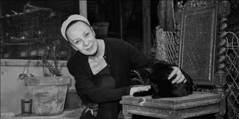 Lucette Destouches, veuve de Céline, fut le professeur de danse de ...