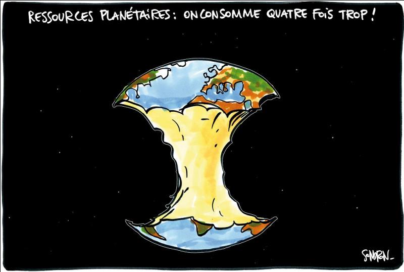 Par quoi la partie supérieure de l'écorce terrestre composée de plaques rigides est-elle sillonnée ?