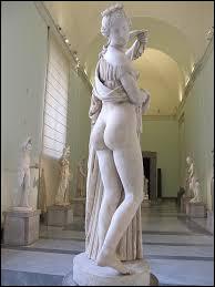 Le groupe Shocking Blue sort ''Venus''. Cette pièce (voir photo) est une des plus belles du musée archéologique de Naples. Ce type de statue est appelé Vénus callipyge. Que signifie cet adjectif qualifiant la déesse ?