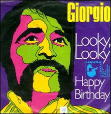 Giorgio sortit un premier succès avec ''Looky Looky''. Il s'est fait connaître ensuite sous le nom de Georgio Moroder et composa pour différents artistes avant de se lancer dans la bande originale d'un long-métrage dont l'action se passe en Turquie. Quel est le titre de ce film ?