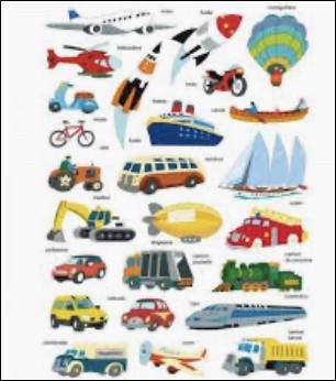 Quel est le moyen de transport que vous utilisez le plus ?