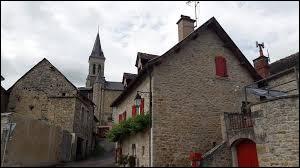 Commune Aveyronnaise, Vailhourles se situe en région ...