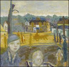 """Qui est le peintre de """"La Promenade des enfants"""" ?"""