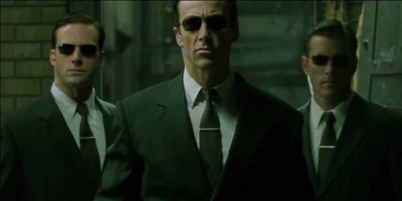 De quel film l'agent Smith est-il le méchant ?