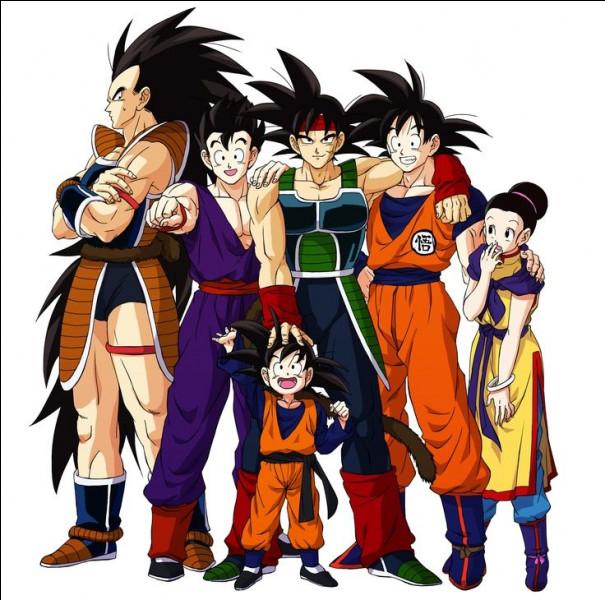Quel est le vrai prénom de Son Goku ? Qui lui révèle qu'il est un Saiyan ?
