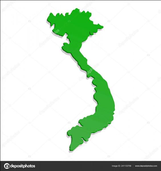 A quoi ressemble le territoire vietnamien ?