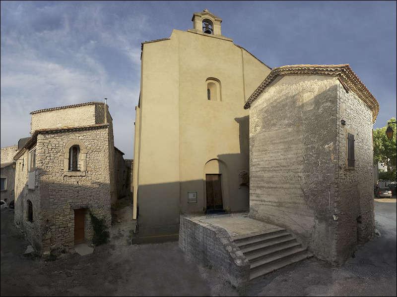 Cette commune de 500 habitants du département du Gard, traversée par le Vidourle en amont de Sommières, c'est ...