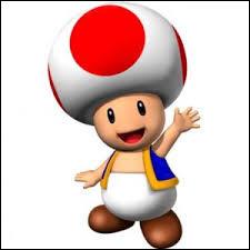 Qui est ce personnage avec comme tête un ballon rouge et blanc ?