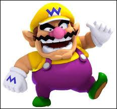 Qui est ce gros garçon jaune et violet ?