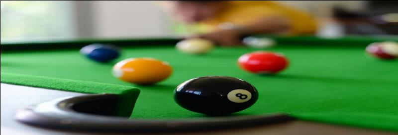 Qu'utilisez-vous des mathématiques pour jouer au billard ?