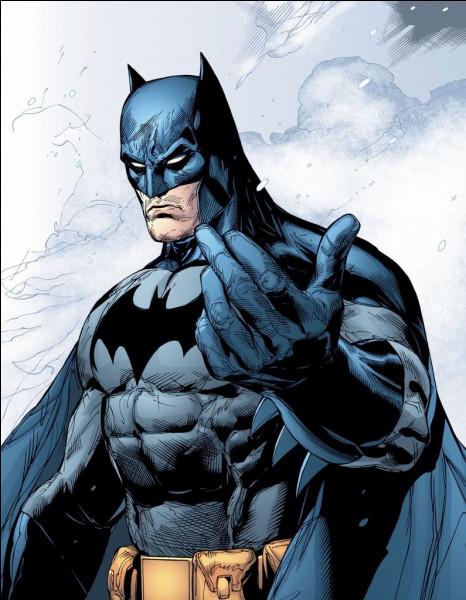 Dans Mad City, il y a Batman