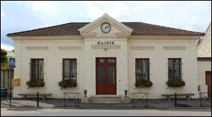 Commune Seine-et-Marnaise, Croissy-Beauborg se situe en région ...