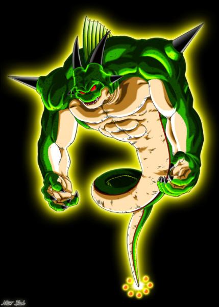 [LEVEL 1.5] Le dragon invoqué sur la planète Terre s'appelle Shenron. Quel est le nom du dragon invoqué sur Namek ?