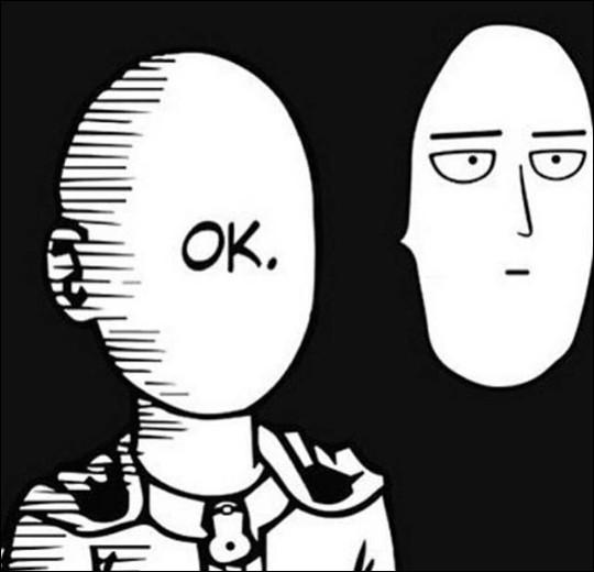 [LEVEL 2.5] Dans quelle classe se situe Saitama ?