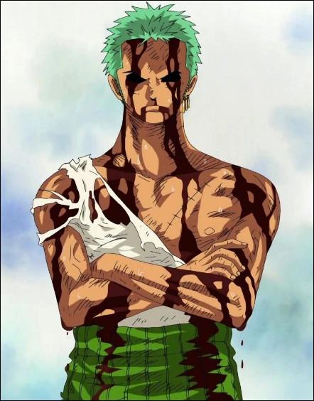 [LEVEL 1] Combien de sabres manie Roronoa Zoro ?