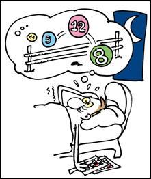 Comment reconnaître une personne qui souffre d'apnées du sommeil ?