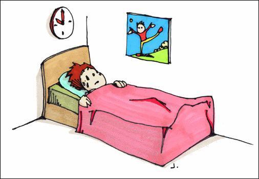 La meilleure façon de rattraper vos heures de sommeil, c'est de :