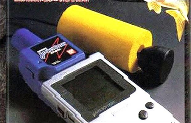 """À quoi servait le """"Pocket Sonar"""" de la Gameboy ?"""