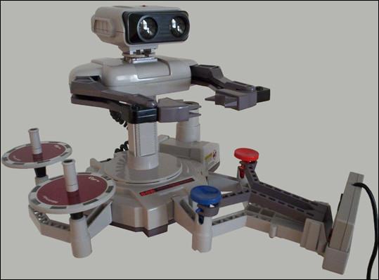 """Comment s'appelle ce robot, accessoire NES avant de devenir un combattant de """"Smash Bros"""" ?"""