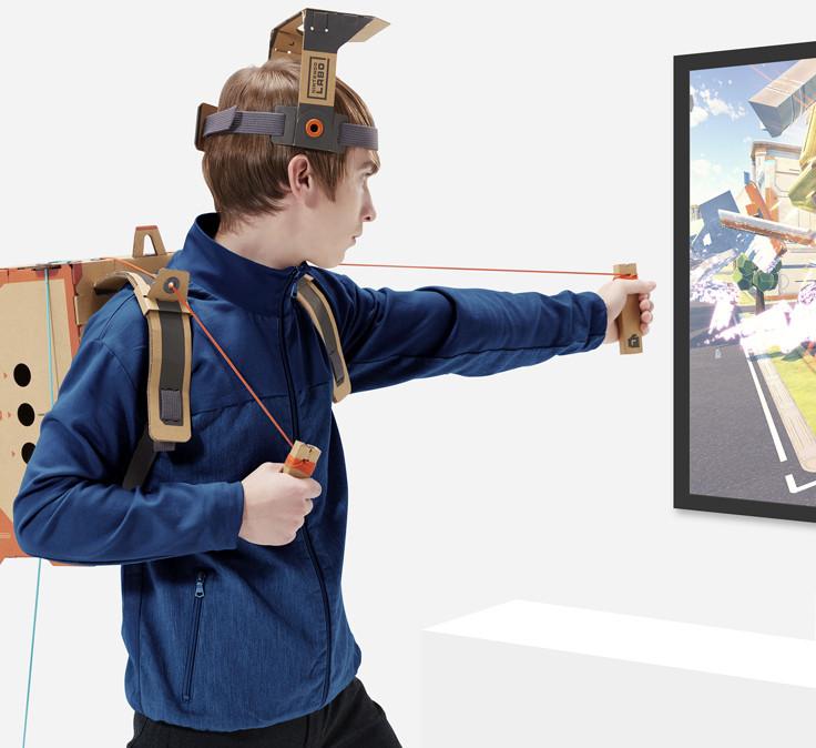 Les accessoires loufoques des jeux vidéo