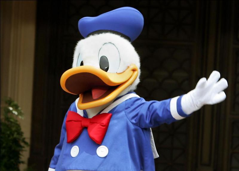 Comment s'appelait la première fiancée de Donald ?