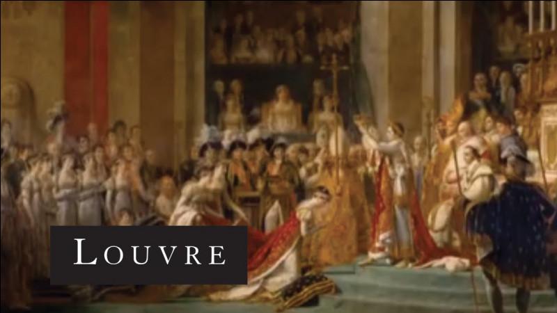 Quelle est la date exacte du sacre de Napoléon 1er ?