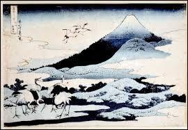 On connait les estampes japonaises gravées sur bois mais comment s'appelle cet art ?
