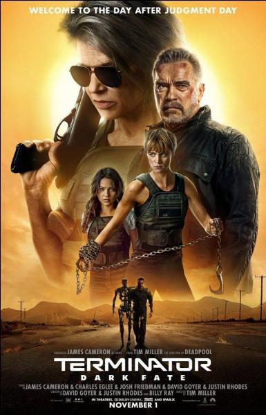"""Dans le film """"Terminator"""", quel est le nom du robot qui prend une peau d'apparence humaine, envoyé du futur par Skynet, une intelligence artificielle à l'origine de la guerre des machines contre les humains ?"""