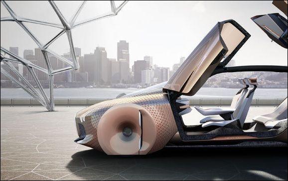 Comment sera cette voiture du futur ?