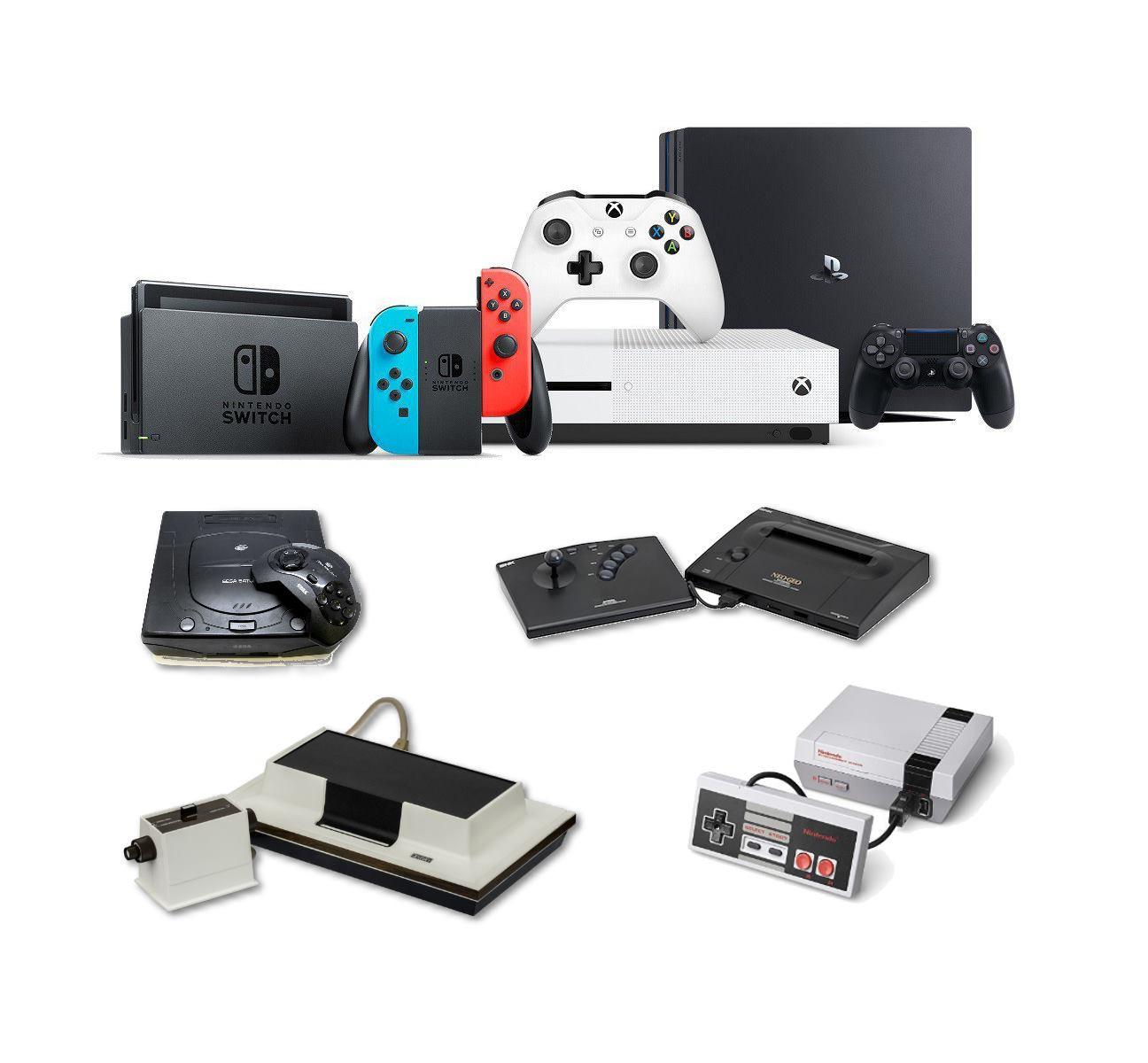 Les consoles de jeux vidéo (partie 2)