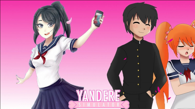 Aimes-tu Yandere Simulator ?