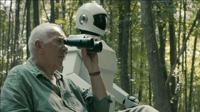 """""""Robot et Franck"""" est un film interprété par Liv Tyler."""