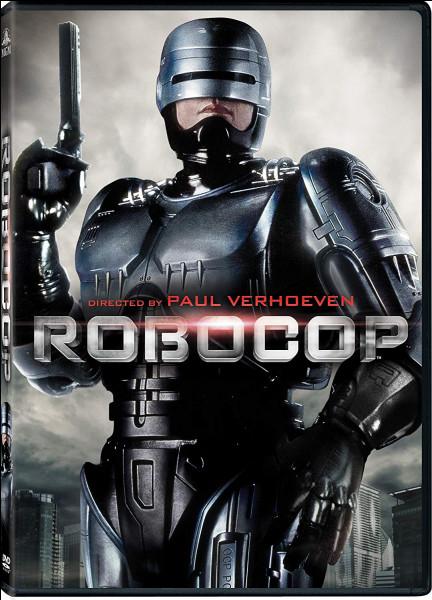 """""""RoboCop"""" est un film réalisé par Paul Verhoeven."""