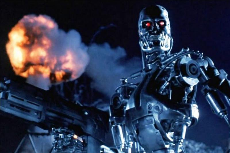 """""""Terminator"""" est un long-métrage interprété par Bruce Willis."""