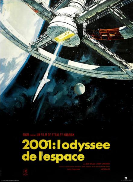 """""""2001, L'Odyssée de l'espace"""" est un long-métrage signé Stanley Kubrick."""