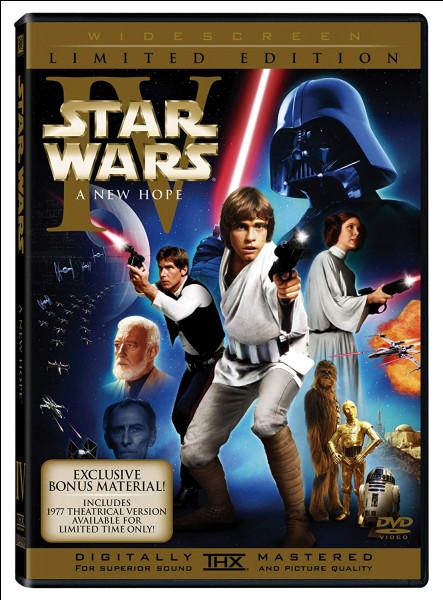 """""""Star Wars"""" est un film réalisé par Stephen Spielberg."""