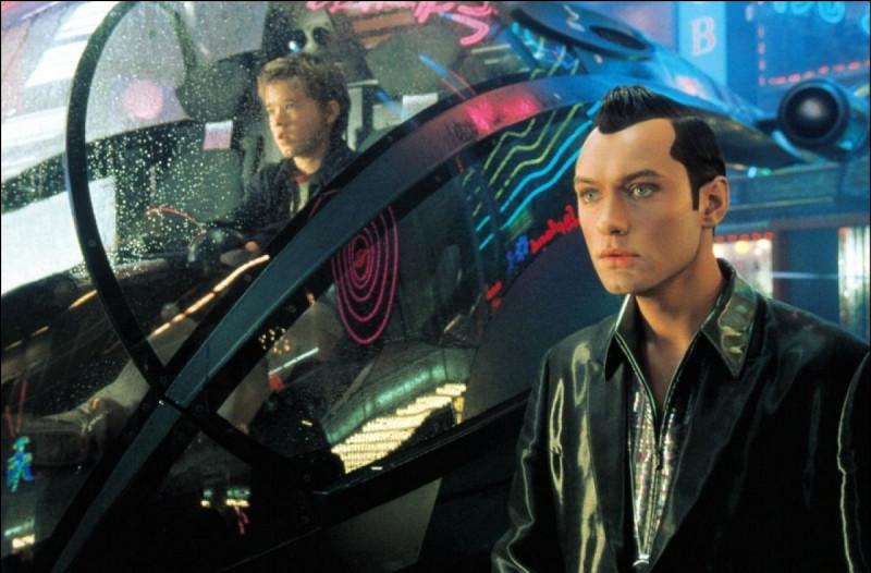 """""""A. I. Intelligence Artificielle"""" est un film réalisé par Stephen Spielberg."""