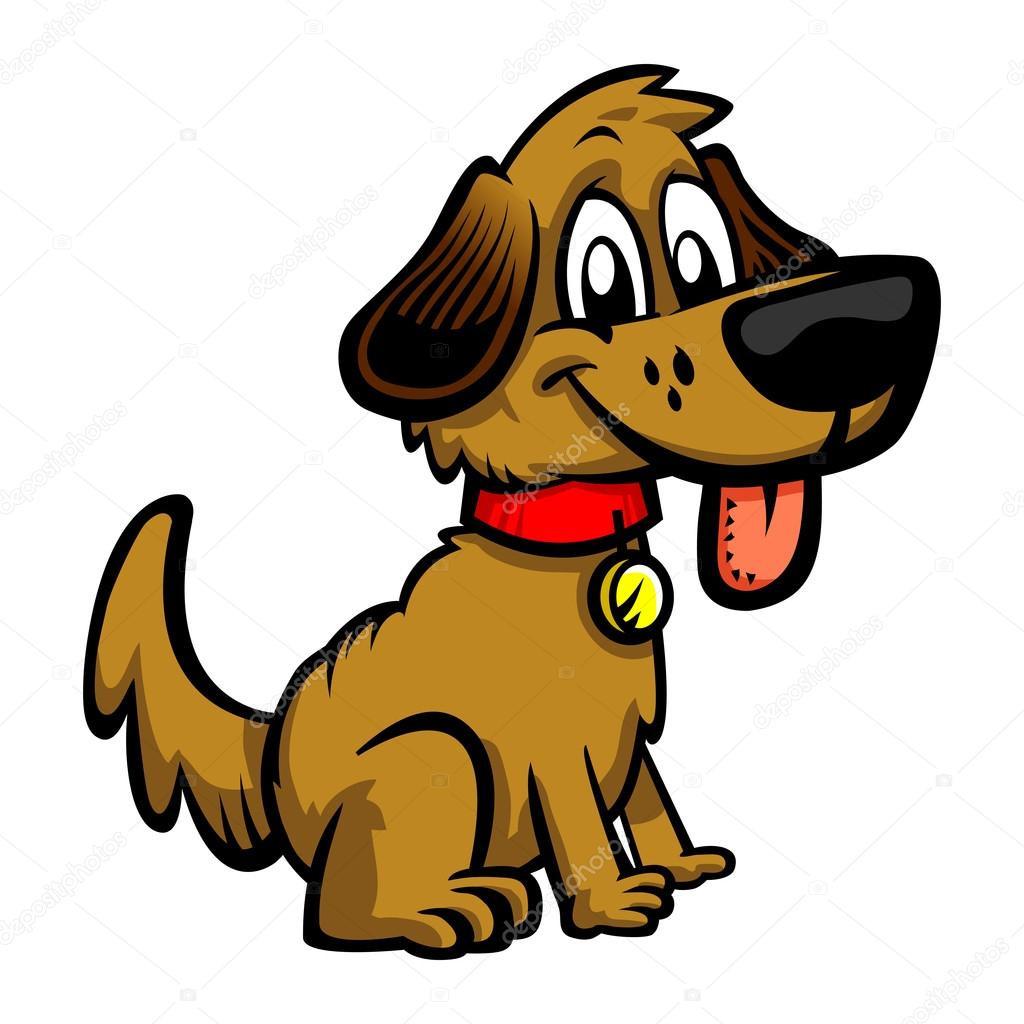 Les chiens dans les dessins animés