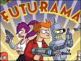 """Qui a réalisé """"Futurama"""" ?"""