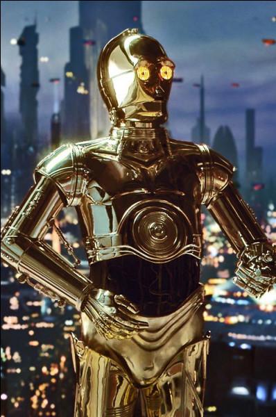 Qui est ce robot ?