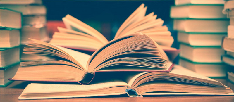 Quand je te dis ''livre'', que penses-tu ?