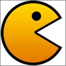 Quel est ce personnage jaune ouvrant la bouche ?